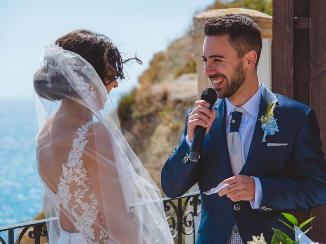 La boda de Saúl y Fátima en El Campello, Alicante 52