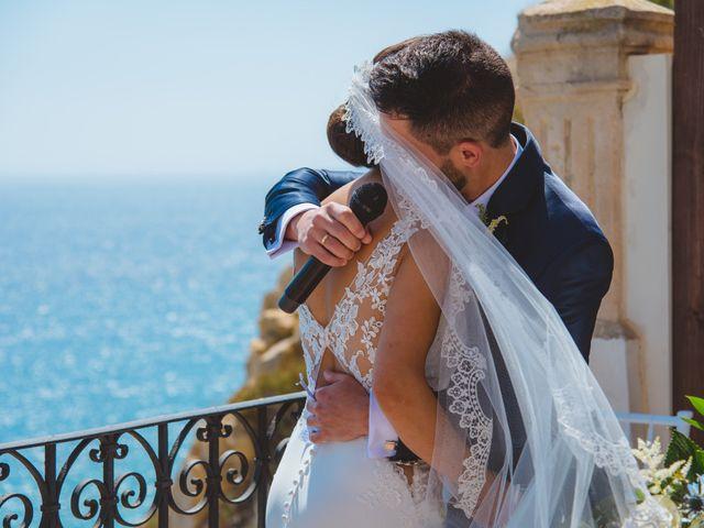 La boda de Saúl y Fátima en El Campello, Alicante 53