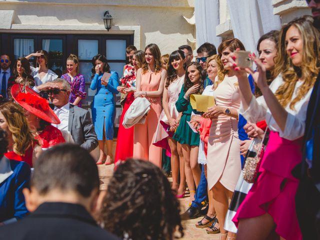 La boda de Saúl y Fátima en El Campello, Alicante 54