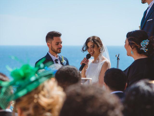 La boda de Saúl y Fátima en El Campello, Alicante 55