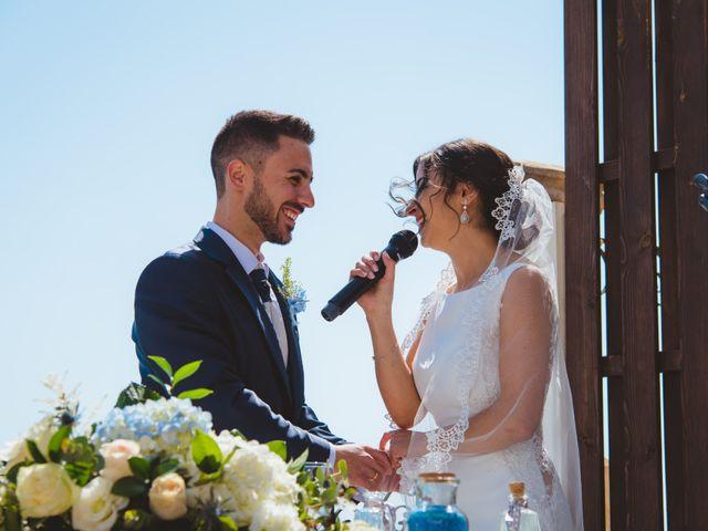 La boda de Saúl y Fátima en El Campello, Alicante 56