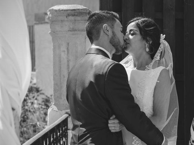 La boda de Saúl y Fátima en El Campello, Alicante 57