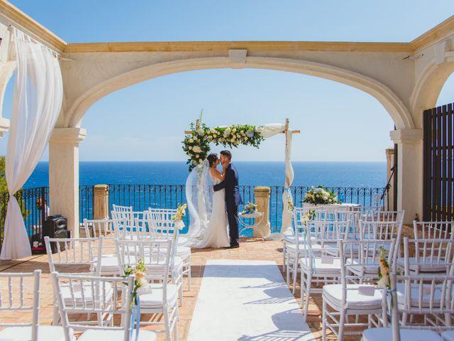 La boda de Saúl y Fátima en El Campello, Alicante 58