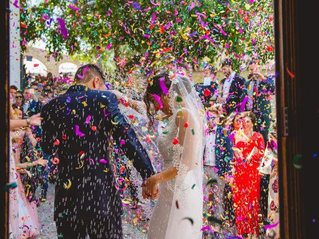 La boda de Saúl y Fátima en El Campello, Alicante 60