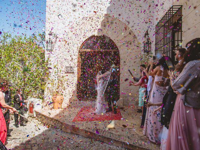 La boda de Saúl y Fátima en El Campello, Alicante 61