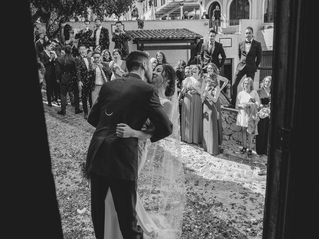 La boda de Saúl y Fátima en El Campello, Alicante 62