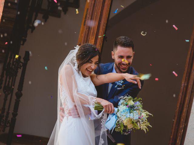 La boda de Saúl y Fátima en El Campello, Alicante 63