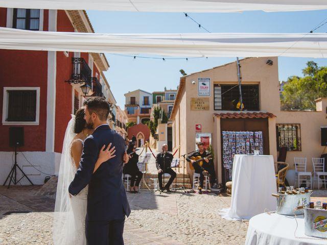 La boda de Saúl y Fátima en El Campello, Alicante 65