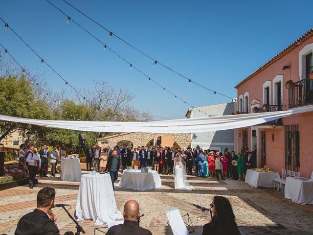 La boda de Saúl y Fátima en El Campello, Alicante 66