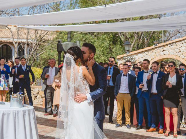 La boda de Saúl y Fátima en El Campello, Alicante 67