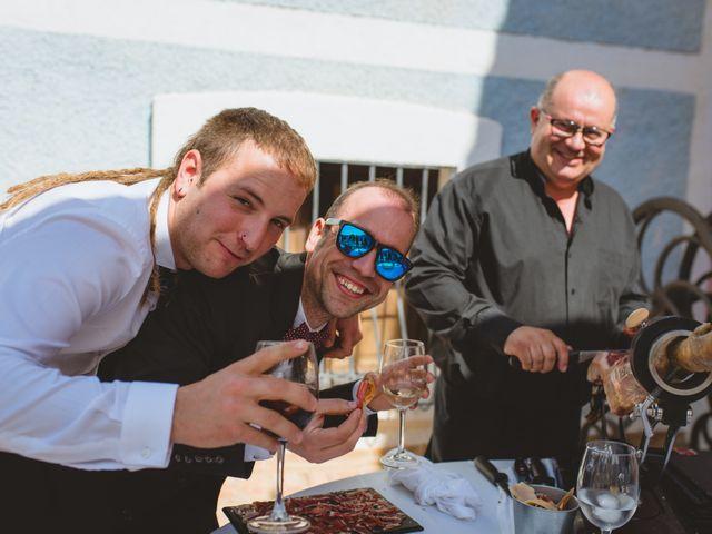 La boda de Saúl y Fátima en El Campello, Alicante 69
