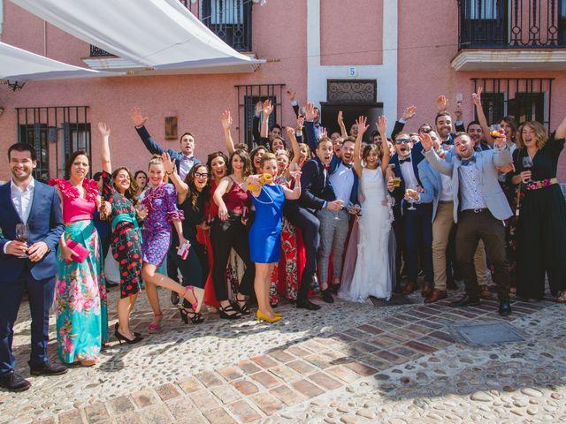 La boda de Saúl y Fátima en El Campello, Alicante 72