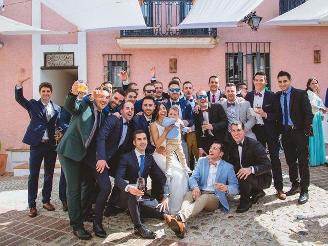La boda de Saúl y Fátima en El Campello, Alicante 74