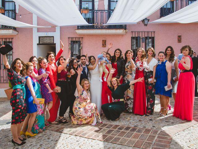 La boda de Saúl y Fátima en El Campello, Alicante 75