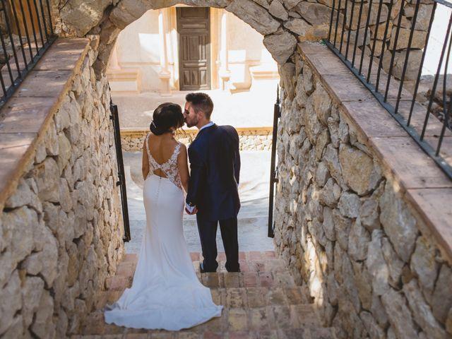 La boda de Saúl y Fátima en El Campello, Alicante 77