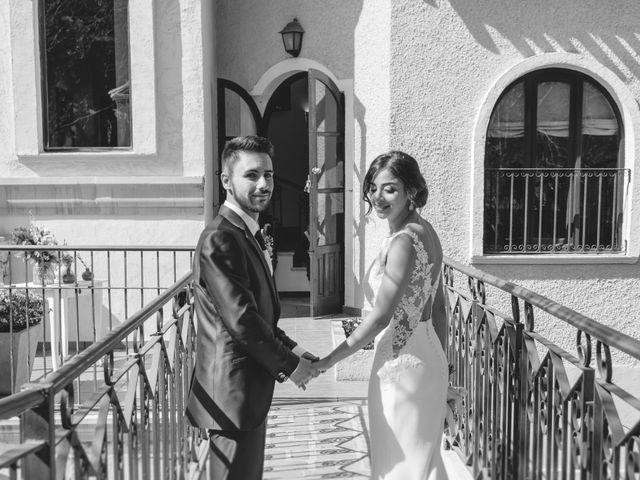 La boda de Saúl y Fátima en El Campello, Alicante 78