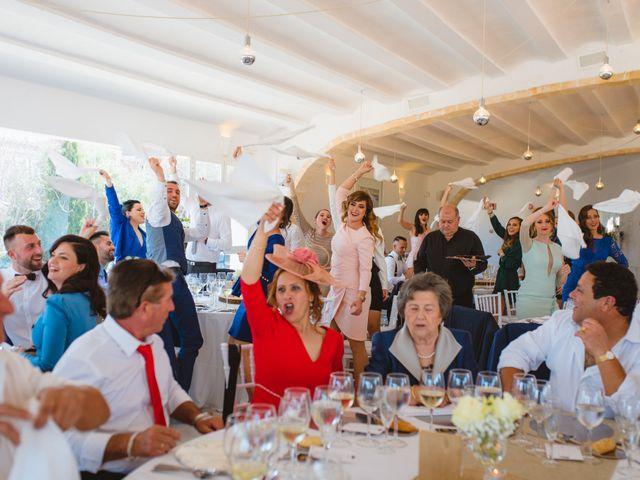 La boda de Saúl y Fátima en El Campello, Alicante 80