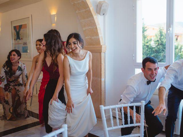 La boda de Saúl y Fátima en El Campello, Alicante 84