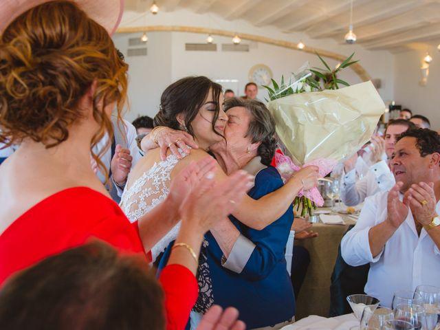 La boda de Saúl y Fátima en El Campello, Alicante 88