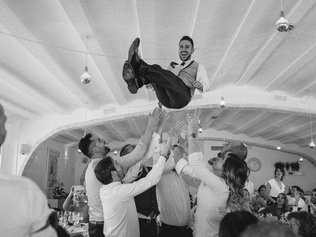 La boda de Saúl y Fátima en El Campello, Alicante 91