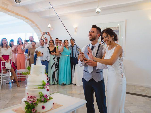 La boda de Saúl y Fátima en El Campello, Alicante 92