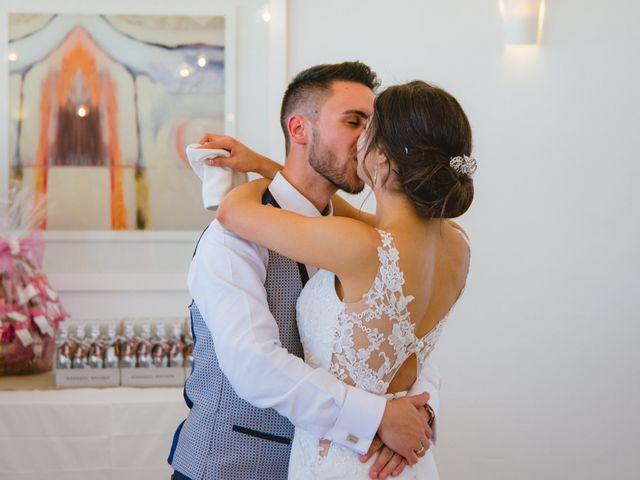 La boda de Saúl y Fátima en El Campello, Alicante 94