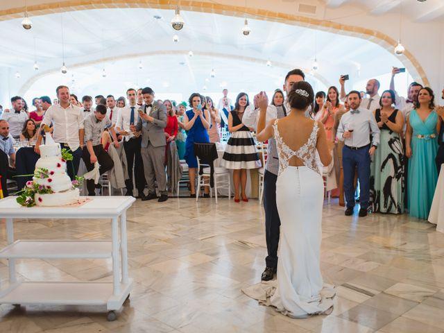 La boda de Saúl y Fátima en El Campello, Alicante 95