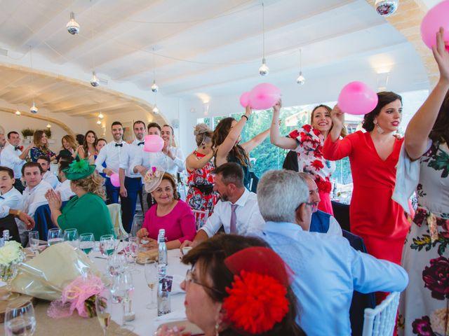 La boda de Saúl y Fátima en El Campello, Alicante 97