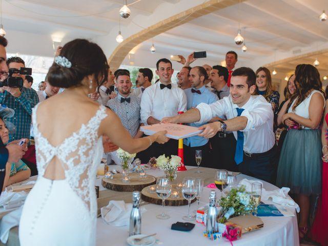 La boda de Saúl y Fátima en El Campello, Alicante 100
