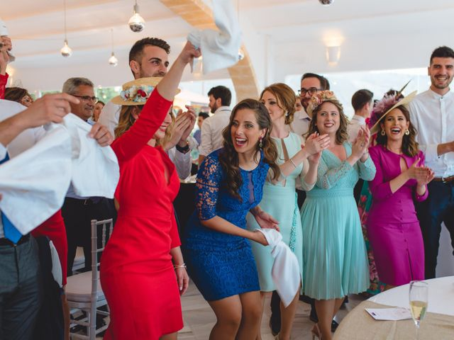 La boda de Saúl y Fátima en El Campello, Alicante 102