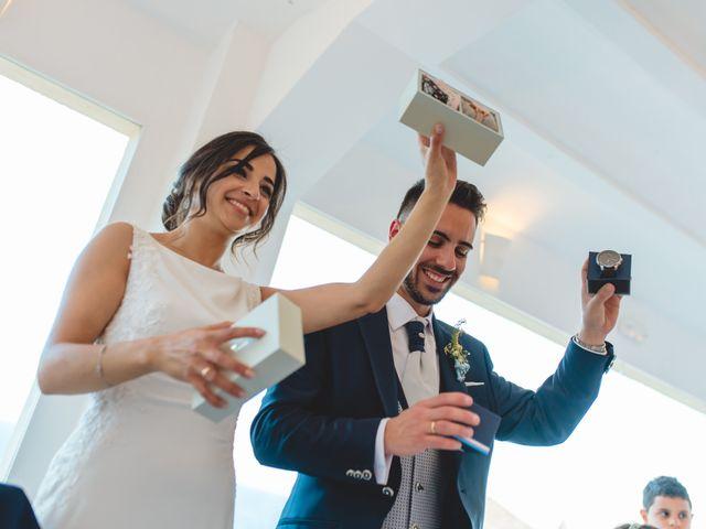 La boda de Saúl y Fátima en El Campello, Alicante 104