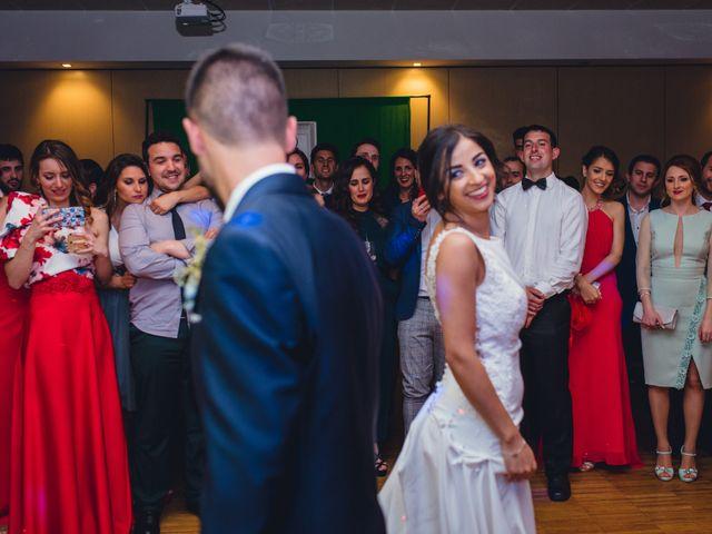 La boda de Saúl y Fátima en El Campello, Alicante 105