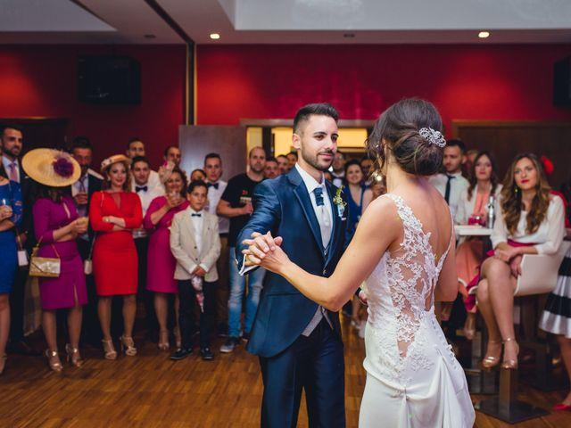 La boda de Saúl y Fátima en El Campello, Alicante 106