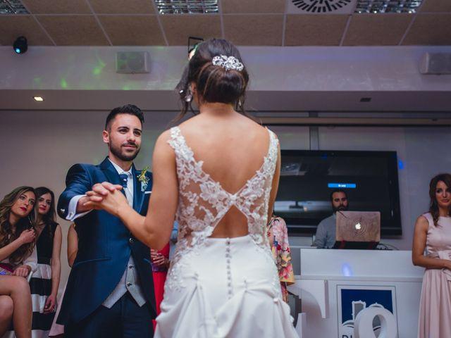 La boda de Saúl y Fátima en El Campello, Alicante 107