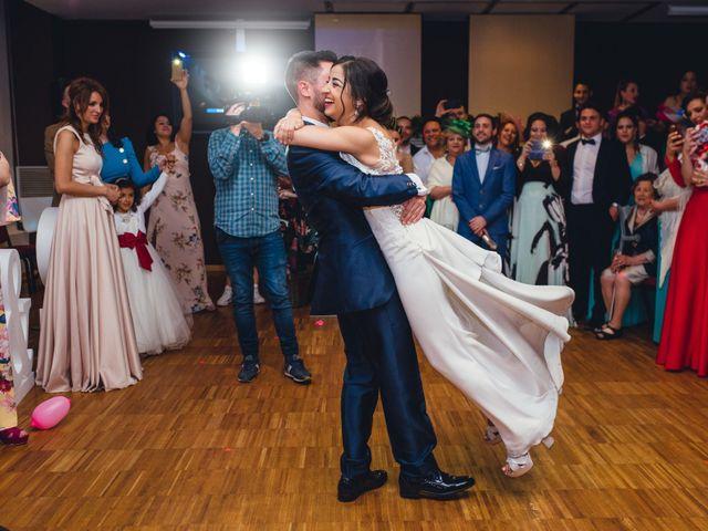 La boda de Saúl y Fátima en El Campello, Alicante 108