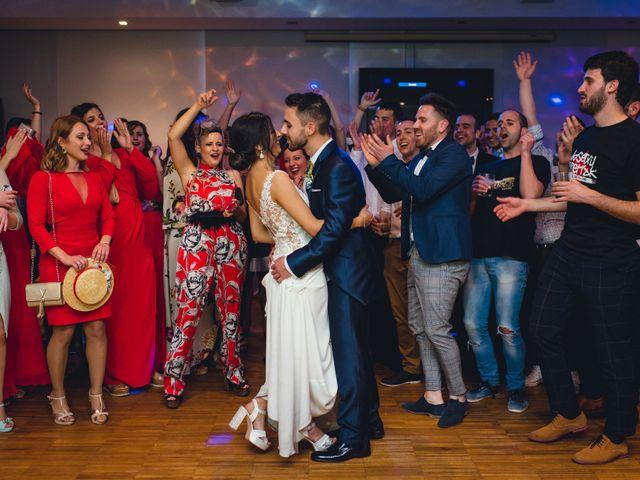 La boda de Saúl y Fátima en El Campello, Alicante 111