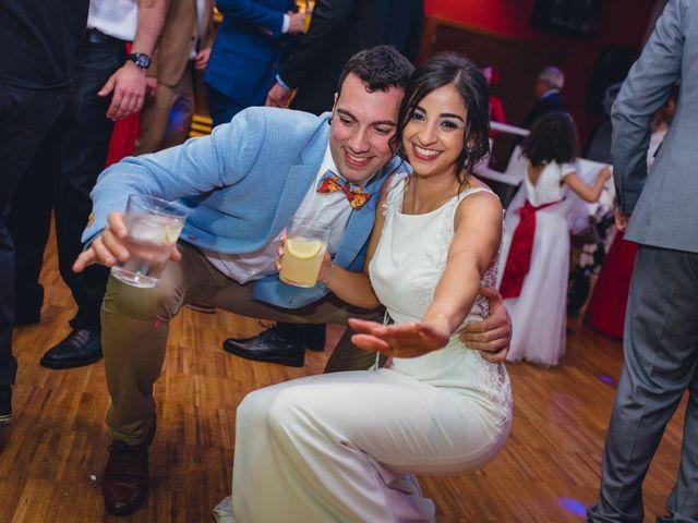 La boda de Saúl y Fátima en El Campello, Alicante 113