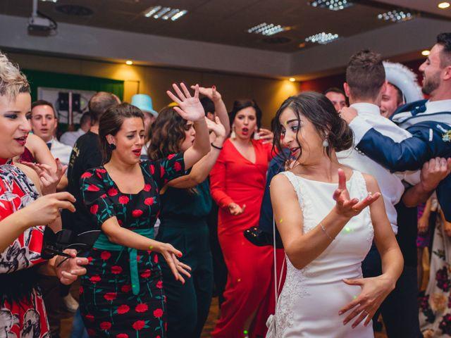 La boda de Saúl y Fátima en El Campello, Alicante 117