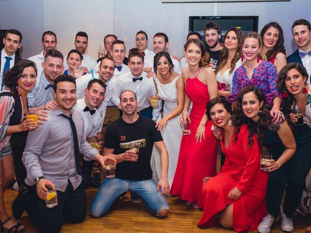La boda de Saúl y Fátima en El Campello, Alicante 119