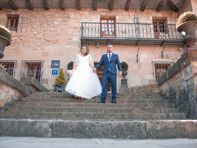 La boda de Aris y Ainhoa en Berrioplano, Navarra 7