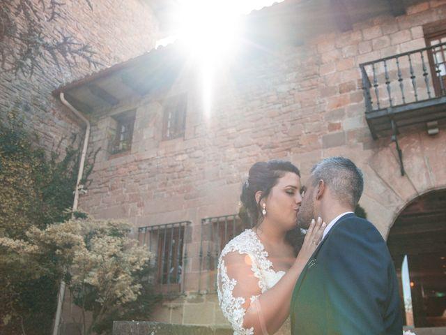 La boda de Ainhoa y Aris
