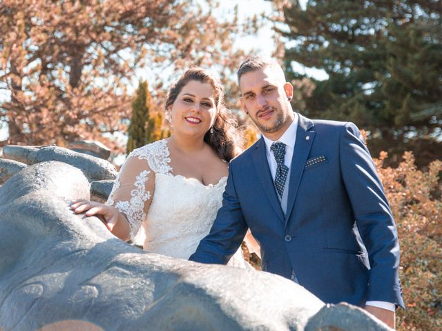 La boda de Aris y Ainhoa en Berrioplano, Navarra 8