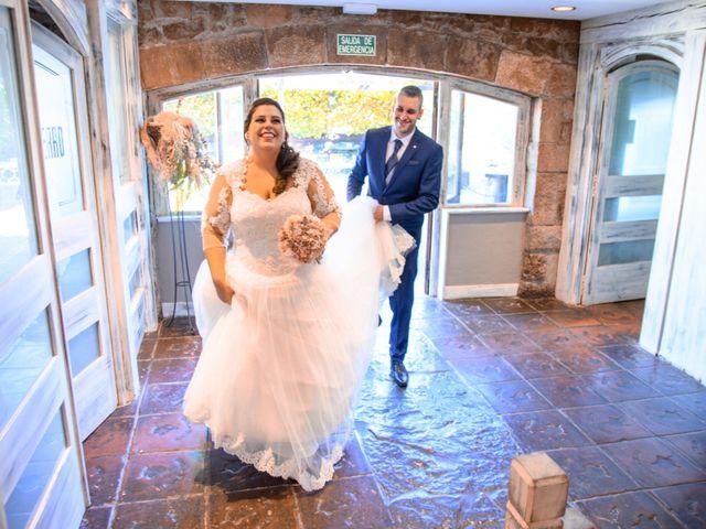 La boda de Aris y Ainhoa en Berrioplano, Navarra 16
