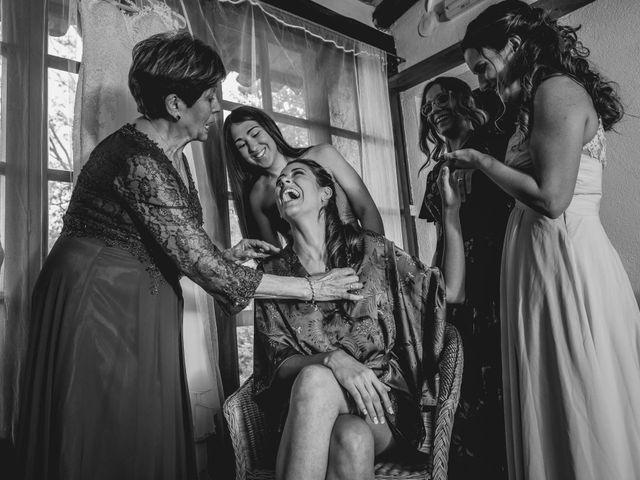 La boda de Ruben y Vanessa en Pujarnol, Girona 8