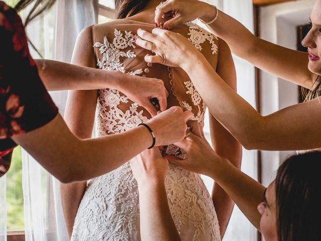 La boda de Ruben y Vanessa en Pujarnol, Girona 9