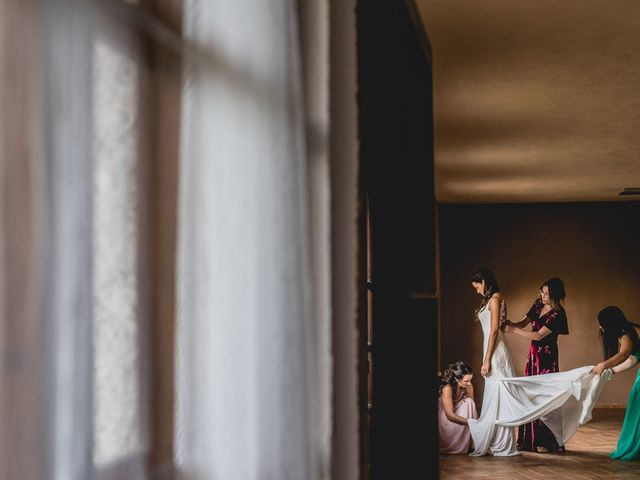La boda de Ruben y Vanessa en Pujarnol, Girona 10