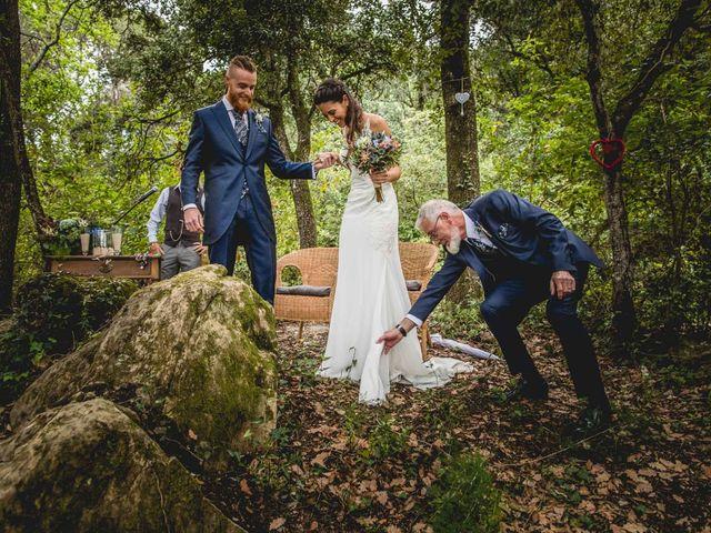 La boda de Ruben y Vanessa en Pujarnol, Girona 13
