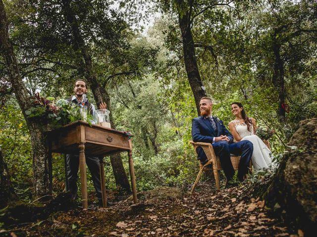 La boda de Ruben y Vanessa en Pujarnol, Girona 14