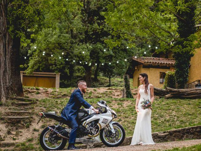 La boda de Ruben y Vanessa en Pujarnol, Girona 16