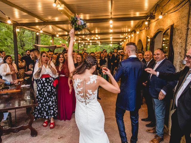 La boda de Ruben y Vanessa en Pujarnol, Girona 18